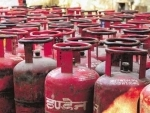 Opposition leaders protest in Rajya Sabha against government's decision of hiking LPG prices