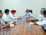 Gorkhaland Movement leaders calls on Union Home Minister Rajnath Singh