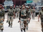 At least two militants killed in south Kashmir encounter