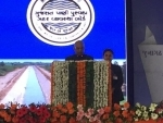 Gandhiji aimed at overall development of society and believed in the dignity of labour, says President Kovind at Mangrol, Gujarat