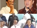 Mere name, fame and money not enough to be politician: Rajinikanth at Sivaji event graced by Kamal Hassan