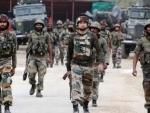 4 security personnel injured in Kashmir grenade attack