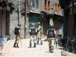 Security forces apprehend militant from Kashmir