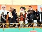 Punjab: Narendra Modi campaigns, highlights his fight against corruption