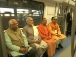 PM Modi inaugurates Delhi Metro Magents Line, will address public rally in Noida