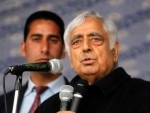Jammu and Kashmir Chief Minister pays homage to Mufti Mohammad Sayeed