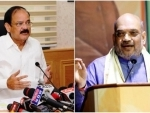 Venkaiah Naidu became BJP's unanimous candidate for V-P poll: Amit Shah