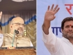Amit Shah to hold rally in UP, Rahul Gandhi in Gujarat