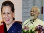 PM Modi wishes Sonia Gandhi on her 71st birthday