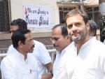 Congress-SP wind will blow away BJP, BSP, says Rahul Gandhi