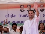 Rahul Gandhi elected new Congress President