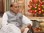 Rajnath Singh chairs the Northern Zonal Council meeting at Chandigarh today