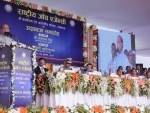 Union Home Minister inaugurates office and residential premises of NIA in Lucknow