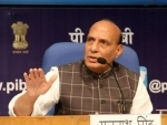 Union Home Minister Rajnath Singh reviews security situation in nation