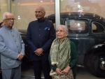 President of India pursues a busy schedule in Kolkata, attends closing ceremony of Bose Institute centenary