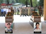 Army pays tribute to soldiers