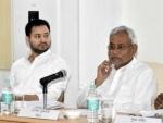 Amid cold war, Nitish Kumar meets Tejashwi Yadav