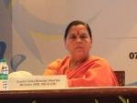 Uma Bharti misleading nation over Farakka Barrage, Bihar minister says