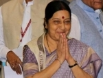 Sushma Swaraj urges people to tweet about their problems, promises action