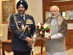 B.S. Dhanoa meets Modi