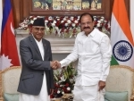 India to create infrastructure and establish social institutions in Nepal: Venkaiah Naidu