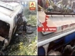 2 killed, several hurt in West Bengal bus mishap
