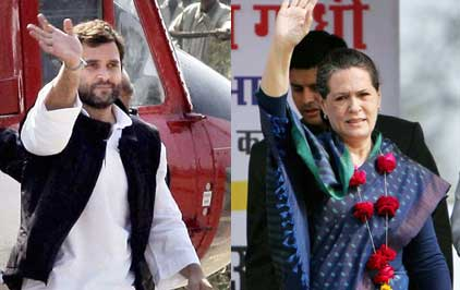 Sonia, Rahul greet nation on Guru Govind Singh's 'Prakash Parv'