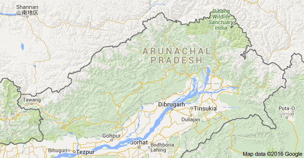National Integration tour flags off in Arunachal Pradesh