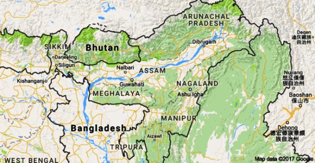 Assam governor flags off a marathon to save rhino