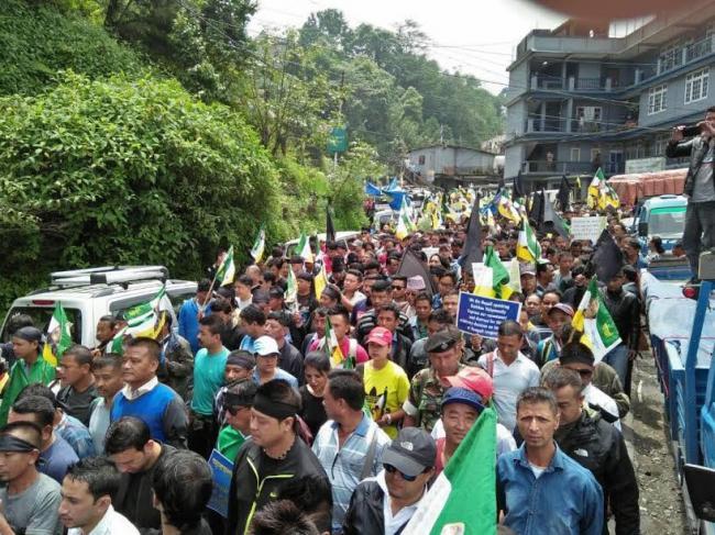 Darjeeling unrest: Internet ban extended till Jul 4