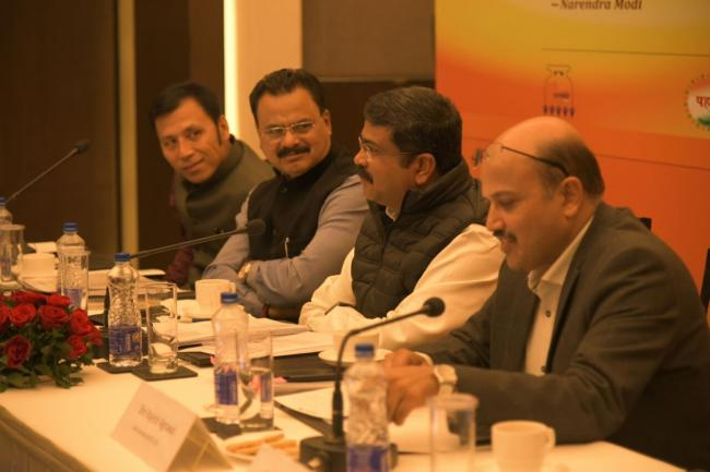 Skill development to be customized to trades in NE states; special focus to be on apprenticeship: Dharmendra Pradhan