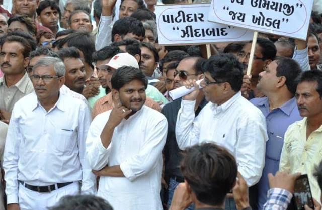 Hardik Patel aides join BJP ahead of Gujarat Assembly polls