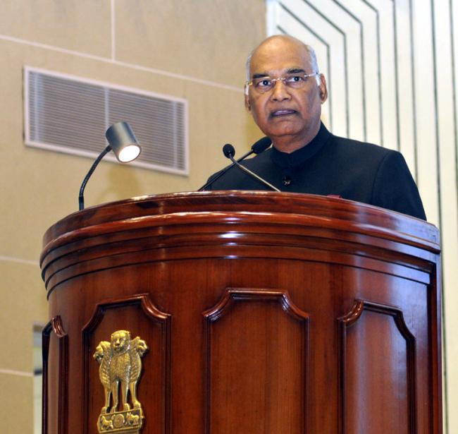 President of India Ram Nath Kovind to visit Bihar tomorrow