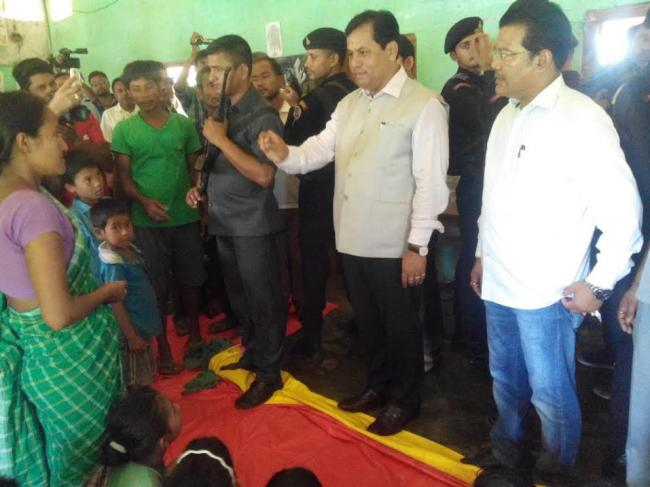 Sonowal orders inquiry into electrocuted deaths