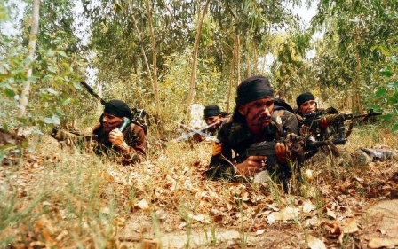 Security forces foil infiltration bid along LoC, gun down one terrorist