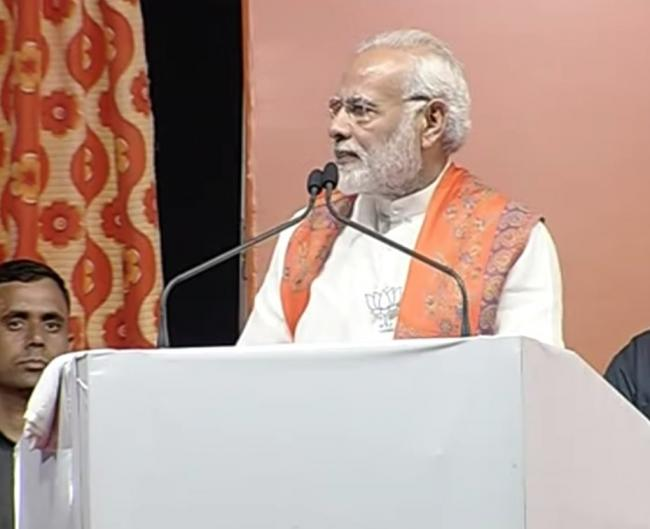 Won't allow anything wrong to happen in India: Modi