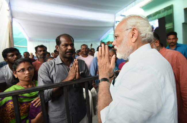 PM Modi thanks people of West Bengal over BJP's result in Sabang by-poll