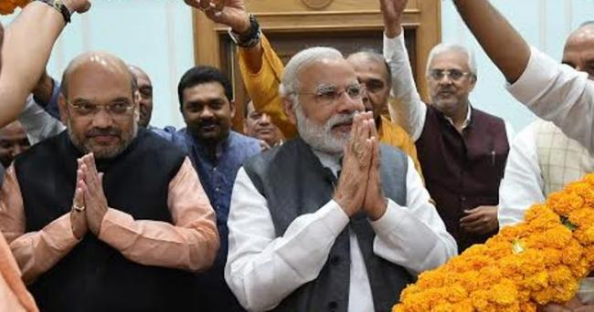 PM Modi, Amit Shah direct MPs from UP not to create pressure on govt officials