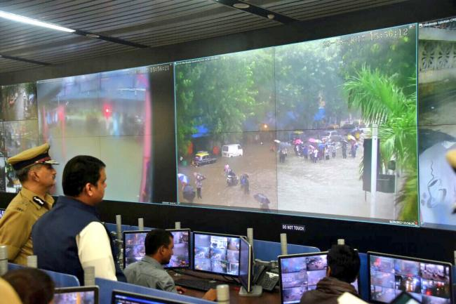 Mumbai to receive more heavy rains tomorrow, people advised to stay indoors