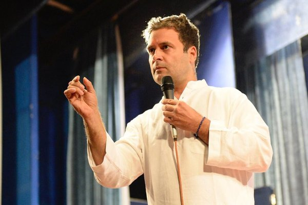 Truth on 2G is out: Rahul Gandhi attacks Centre