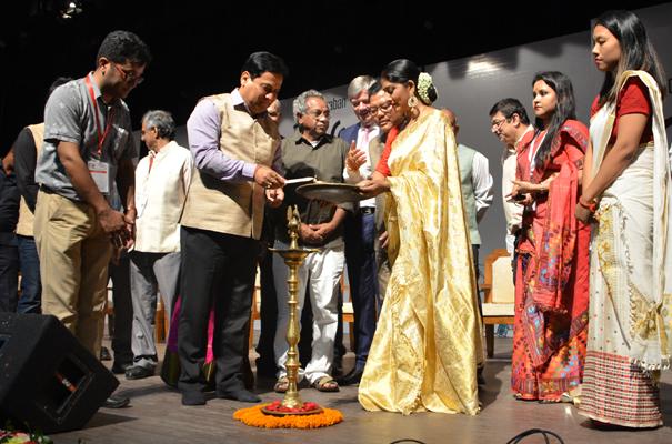 Sonowal inaugurates first Guwahati International Film Festival