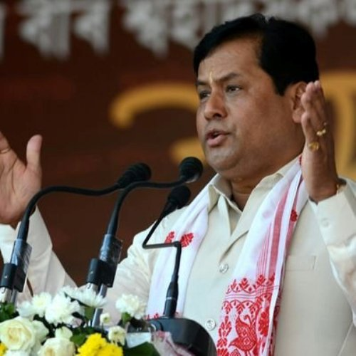 State to press for tri-partite meeting for granting ST status to six communities: Sonowal