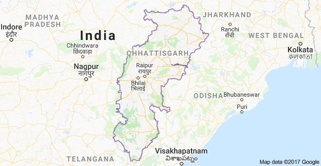 Chhattisgarh: Four CRPF men killed, one injured in camp
