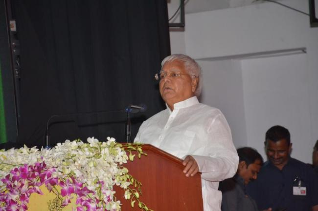 Entire Bihar is with me: Lalu Prasad on conviction in fodder case