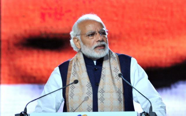 Narendra Modi condemns Sweden attack