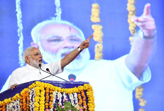 PM Modi to visit Lucknow today; will take part in Yoga Day programme tomorrow