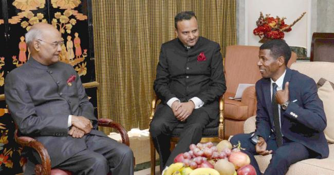 Education is fulcrum of Indian engagement with Ethiopia and Africa, says President Kovind