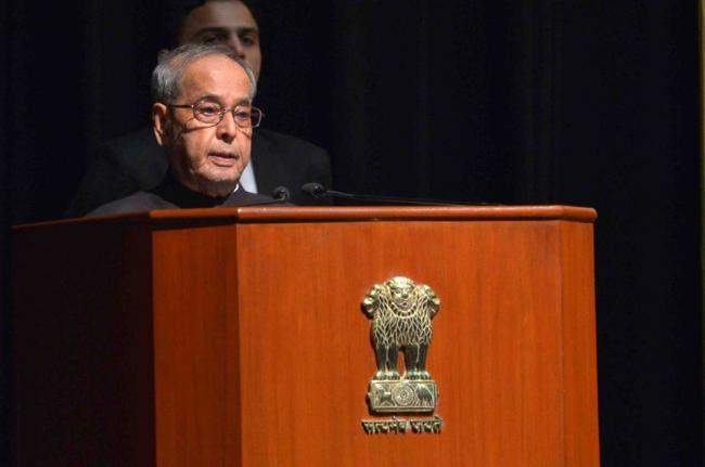 I will be judged by the critical lens of history: Pranab Mukherjee