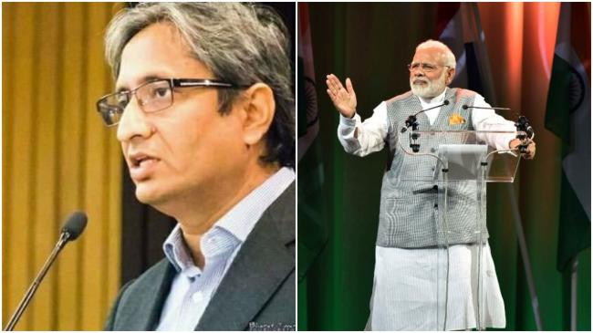 NDTV India journalist Ravish Kumar writes open letter to PM Modi, urges him to unfollow communal bullies