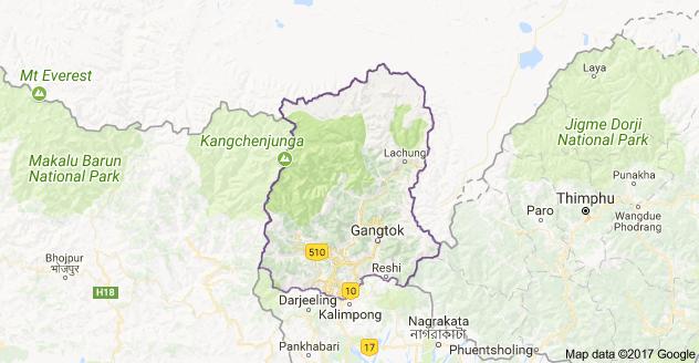 Five killed in Sikkim landslide